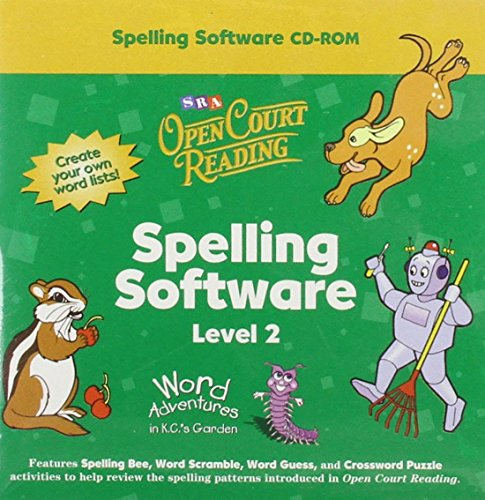 9780075721543: Open Court Reading - Spelling CD-ROM - Grade 2