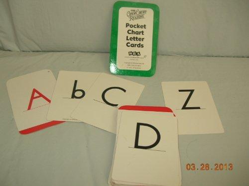 9780075721864: Open Court Reading: Pocket Chart Letter Cards Level K
