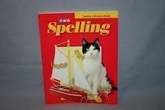 9780075722847: SRA Spelling, Student Edition: Continuous Stroke, Grade 1