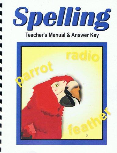 9780075722960: SRA Spelling: Teacher's Edition - Grade 5