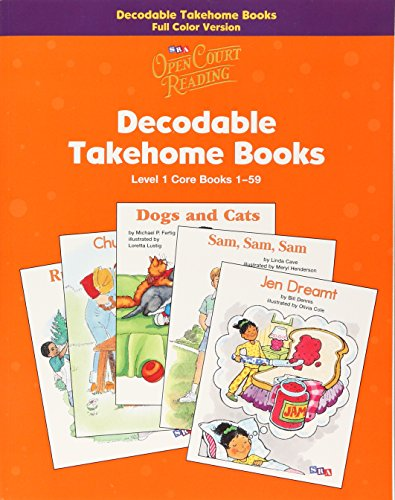 9780075723059: Open Court Decodable Books Take Home