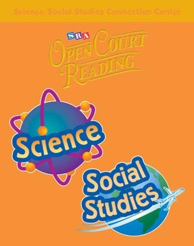 9780075723172: Open Court Reading - Science and Social Studies Connection Center - Grade 1: Science and Social Studies Connection Center, Additional Resources, Grade 1