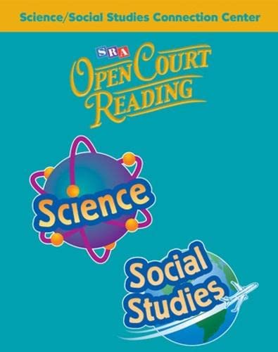 SRA OPEN COURT READING 5, SCIENCE SOCIAL