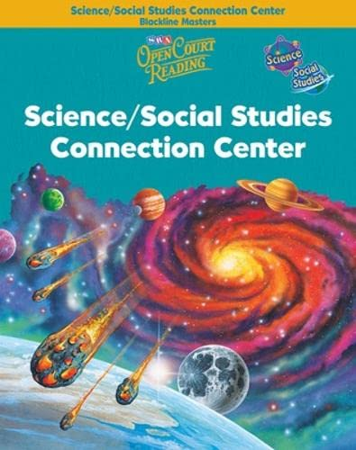 9780075723288: Open Court Reading - Science and Social Studies Connection Center Blackline Masters - Grade 5