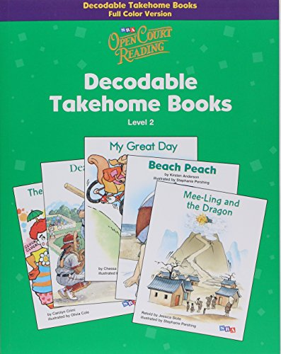 Open Court Reading Decodable Takehome Books Level: Education, McGraw-Hill