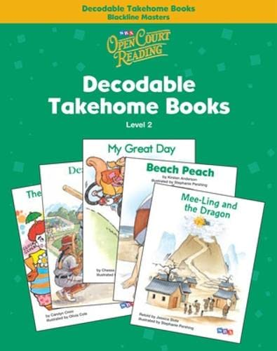 9780075723875: Open Court Reading - Decodable Takehome Blackline Masters (1 Workbook of 44 Stories) - Grade 2