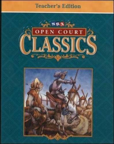 9780075725008: SRA Open Court Classics: Teacher's Edition Level 5