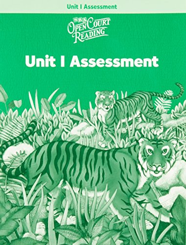 9780075725091: Open Court Reading: Assessment Units 1 to 6