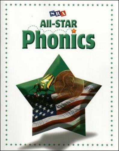 9780075725602: All-STAR Phonics & Word Studies, Student Workbook, Level B (SRA PHONICS)