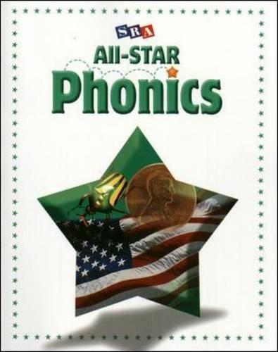 All-star Phonics & Word Studies - Student: GRANOWSKY