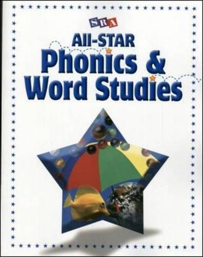 9780075725619: All-STAR Phonics & Word Studies - Student Workbook - Level C