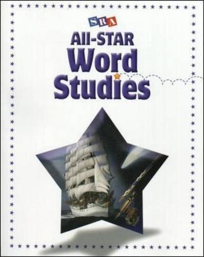 9780075725626: All-STAR Phonics & Word Studies, Student Workbook, Level D (SRA PHONICS)