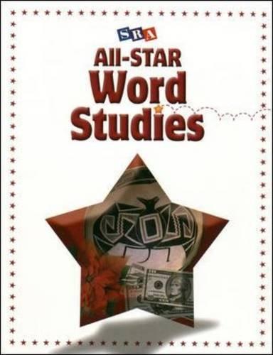 9780075725640: All-STAR Phonics & Word Studies - Student Workbook - Level F