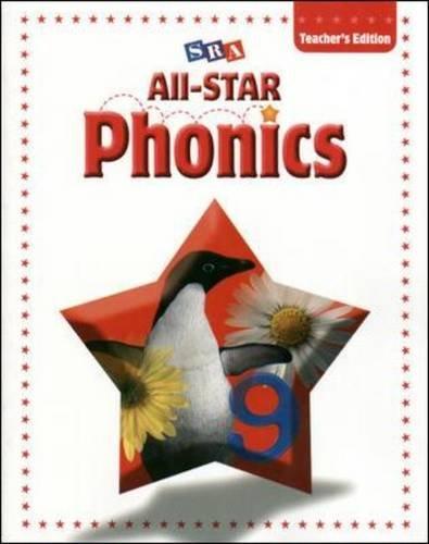 9780075725657: All-STAR Phonics & Word Studies - Teacher's Edition - Level K: Teacher's Edition Level K
