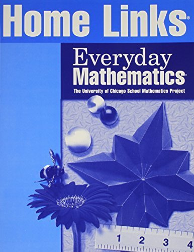 Matematicas Diarias-The University Of Chicago School Mathematics Project: Vinculos Con El Hogar, ...