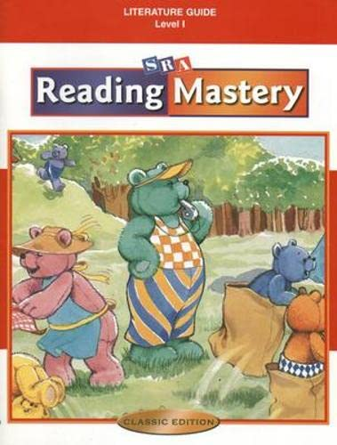 9780075726128: Reading Mastery Classic Level 1, Literature Guide (Reading Mastery Signature Series)