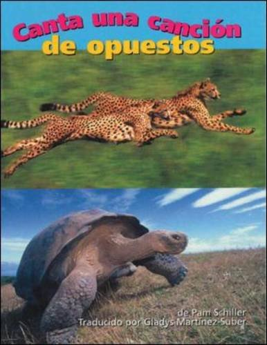 9780075727002: DLM Early Childhood Express / Sing a Song of Opposites / Canta Una Cancion De Opuestos