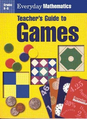Grades K-6 Teacher's Guide to Games : McGraw-Hill Wright Group