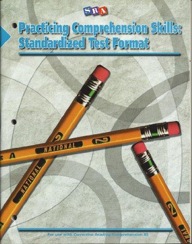 9780075727873: Practicing Comprehension Skills: Standardized Test Format - Level B2 Blackline Masters: Standardized Test Format: Level B2 Blackline Masters, Grades 4-12