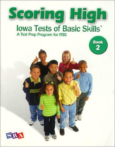 9780075728153: Scoring High ITBS Book 2