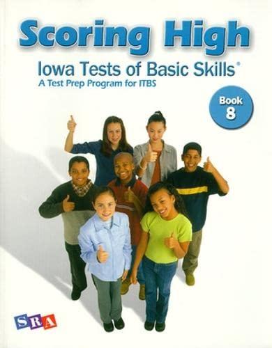 9780075728214: Scoring High Student Edition, Grade 8