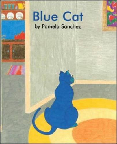 9780075728849: Blue Cat (Big Book English)