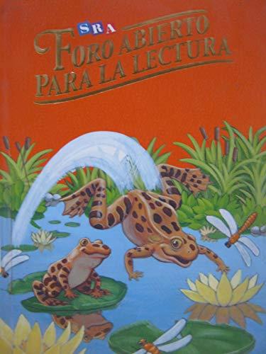 9780075761327: Foro Abierto Para La Lectura: Student Anthology - Book 1 - Grade 1