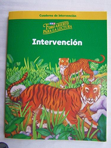 9780075795056: Foro Abierto Para La Lectura: Intervention Workbook, Grade 2 (IMAGINE IT)