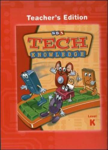 9780075795902: TechKnowledge - Teacher's Edition - Level K
