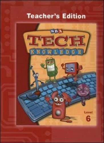 9780075795964: TechKnowledge - Teacher's Edition - Level 6