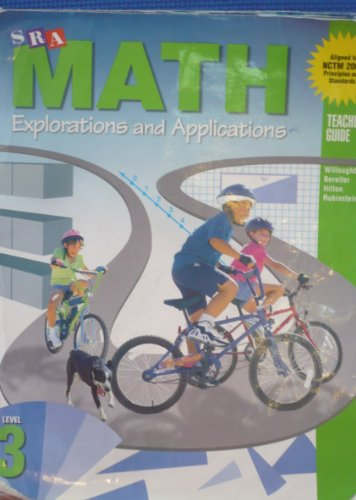 9780075796077: Math Explorations and Applications: Teacher's Guide, Grade 3