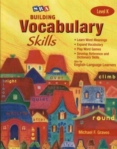 SRA building vocabulary skills: Graves, Michael F
