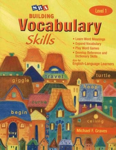 Building Vocabulary Skills A(c) - Student Edition - Level 1 (0075796120) by Michael Graves