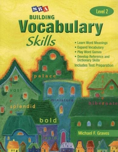 9780075796138: Building Vocabulary Skills A(c) - Student Edition - Level 2