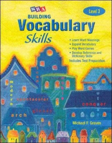 Building Vocabulary Skills A(c) - Student Edition - Level 3 (0075796147) by Michael F Graves