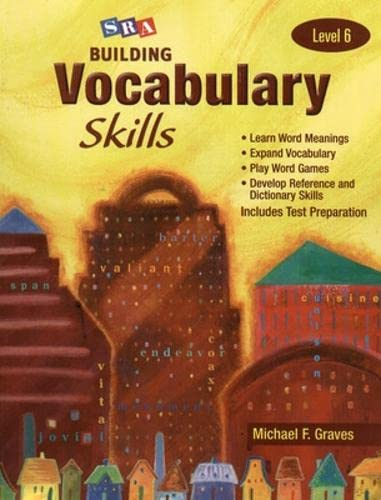 9780075796176: Building Vocabulary Skills A - Student Edition - Level 6