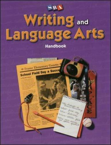 9780075796329: Writing and Language Arts - Writer's Handbook - Grade 4