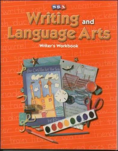 9780075796367: Writing and Language Arts - Writer's Workbook - Grade 1