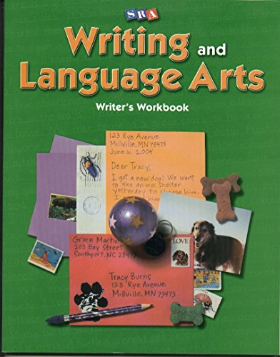 9780075796374: Writing and Language Arts - Writer's Workbook - Grade 2