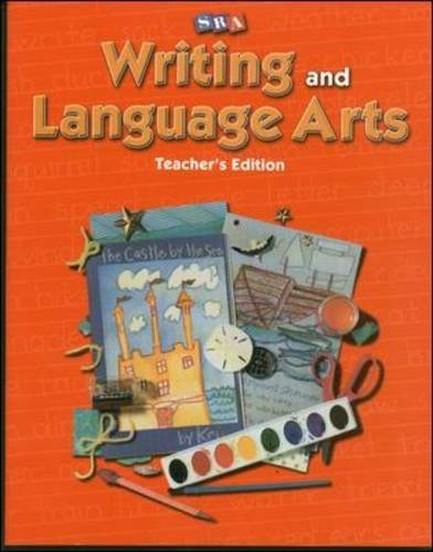 9780075796558: Writing and Language Arts - Teacher's Edition - Grade 1