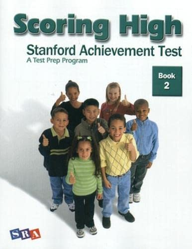9780075840954: Scoring High: Stanford Achievement Test, Book 2