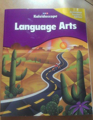 9780075841746: Kaleidoscope: Language Arts - Annotated Teacher's Edition, Workbook 2, Level E
