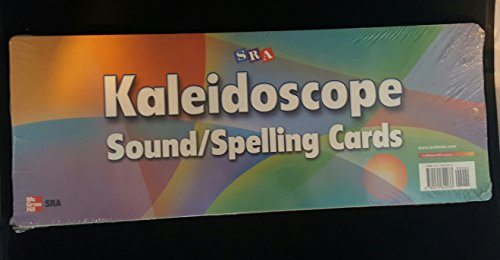 9780075842033: Kaleidoscope: Sound/Spelling Wall Cards Level A-E