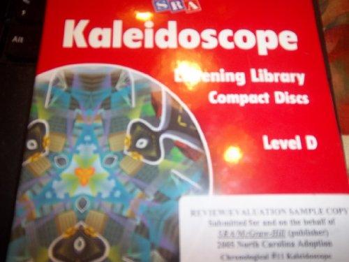 9780075842156: Kaleidoscope - Listening Library - Level D