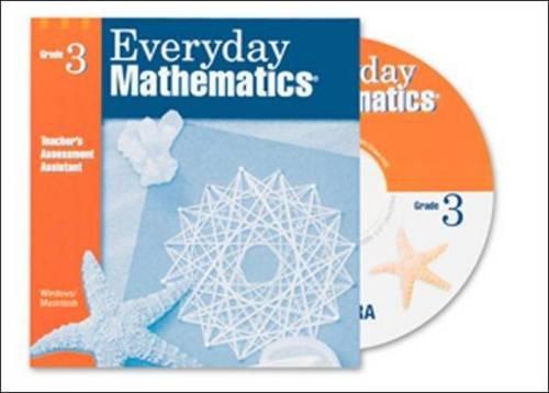 9780075842699: Everyday Mathematics Assessment Management System Supplement: Grade 3: Teacher's Assessment Assistant CD-ROM