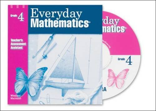 9780075842705: Everyday Math Assessment Management System Supplement CD Grade 4: Teacher's Assessment Assistant CD