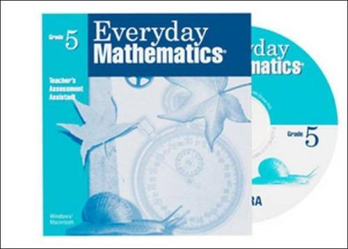 9780075842712: Everyday Math Assessment Management System Supplement CD Grade 5: Teacher's Assessment Assistant CD