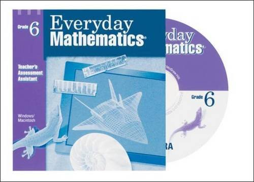 9780075842729: Everyday Math Assessment Management System Supplement CD Grade 6: Teacher's Assessment Assistant CD