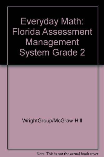 9780075842989: Everyday Math: Florida Assessment Management System Grade 2