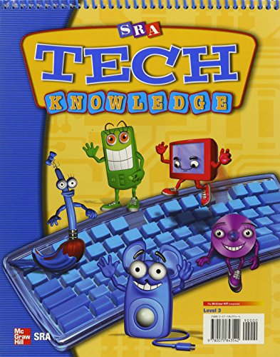 9780075843542: Techknowledge: Level 3 (PAWS with Lang Arts 1 & 2)